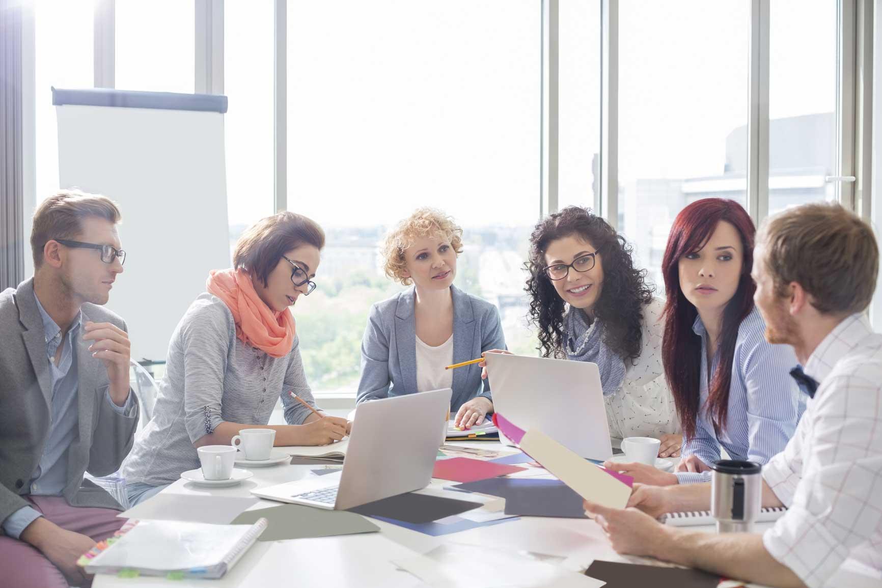 Ihre Mitarbeiter nehmen unsere Good Practice auf und können somit als Multiplikatoren in Ihrem Unternehmen agieren.